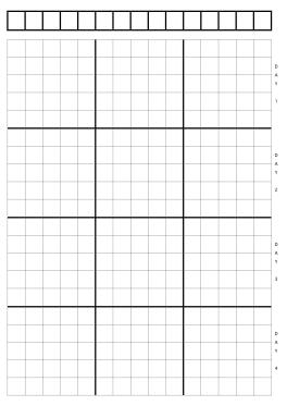Kanji Practice Sheet-1